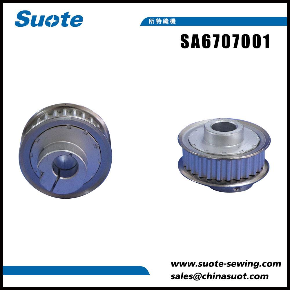 SA6707001 V-Pulley T-Pulley U Assy
