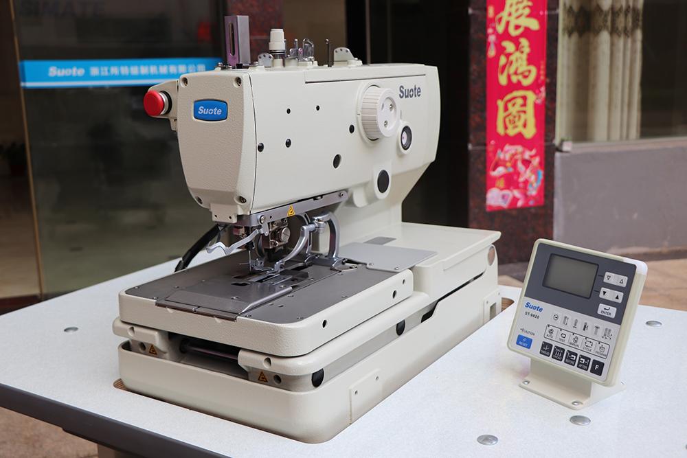 Sewing machine operation