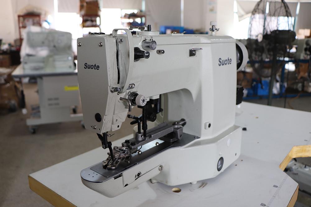Preparation before sewing machine